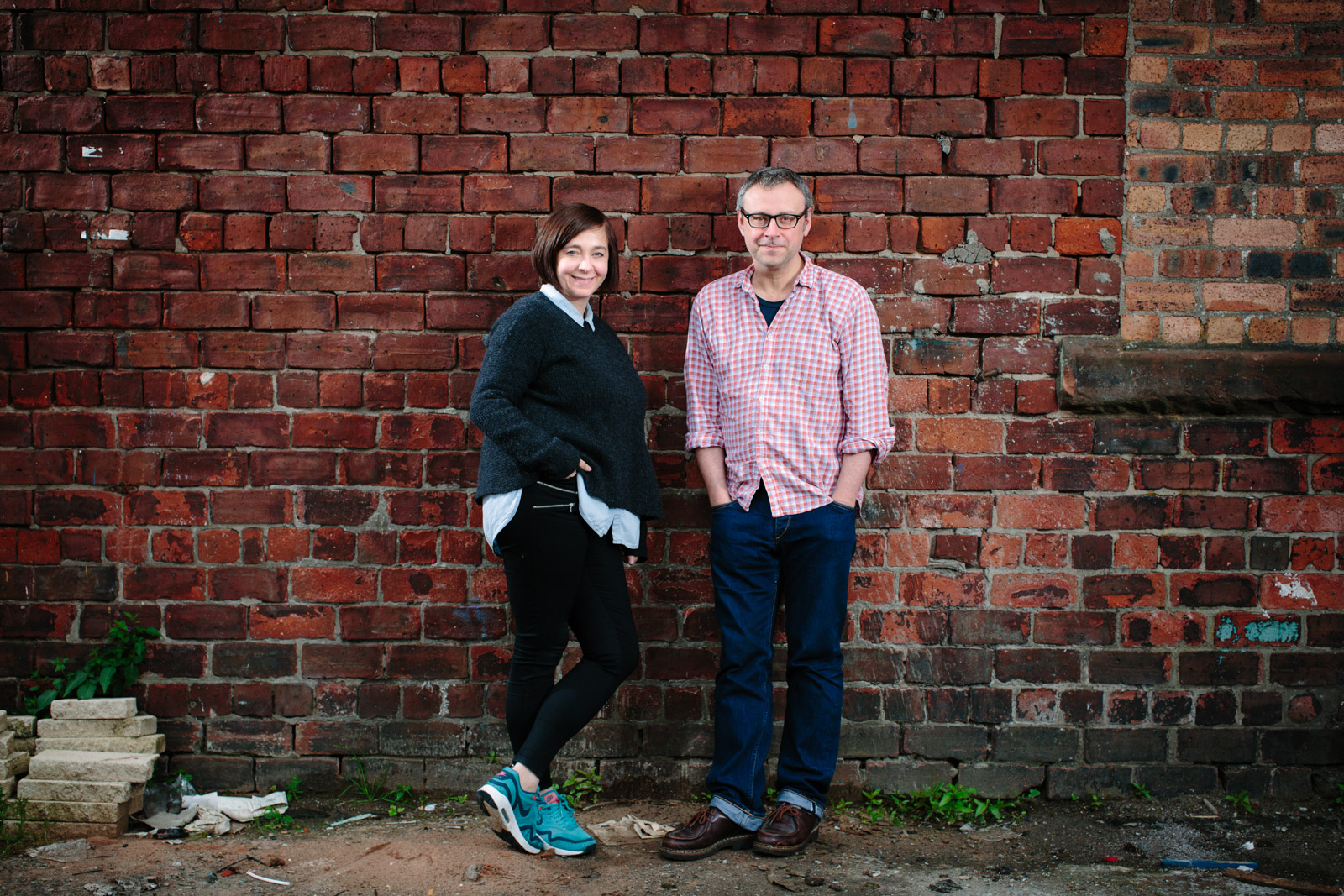 Vicky Featherstone and Lee Hall